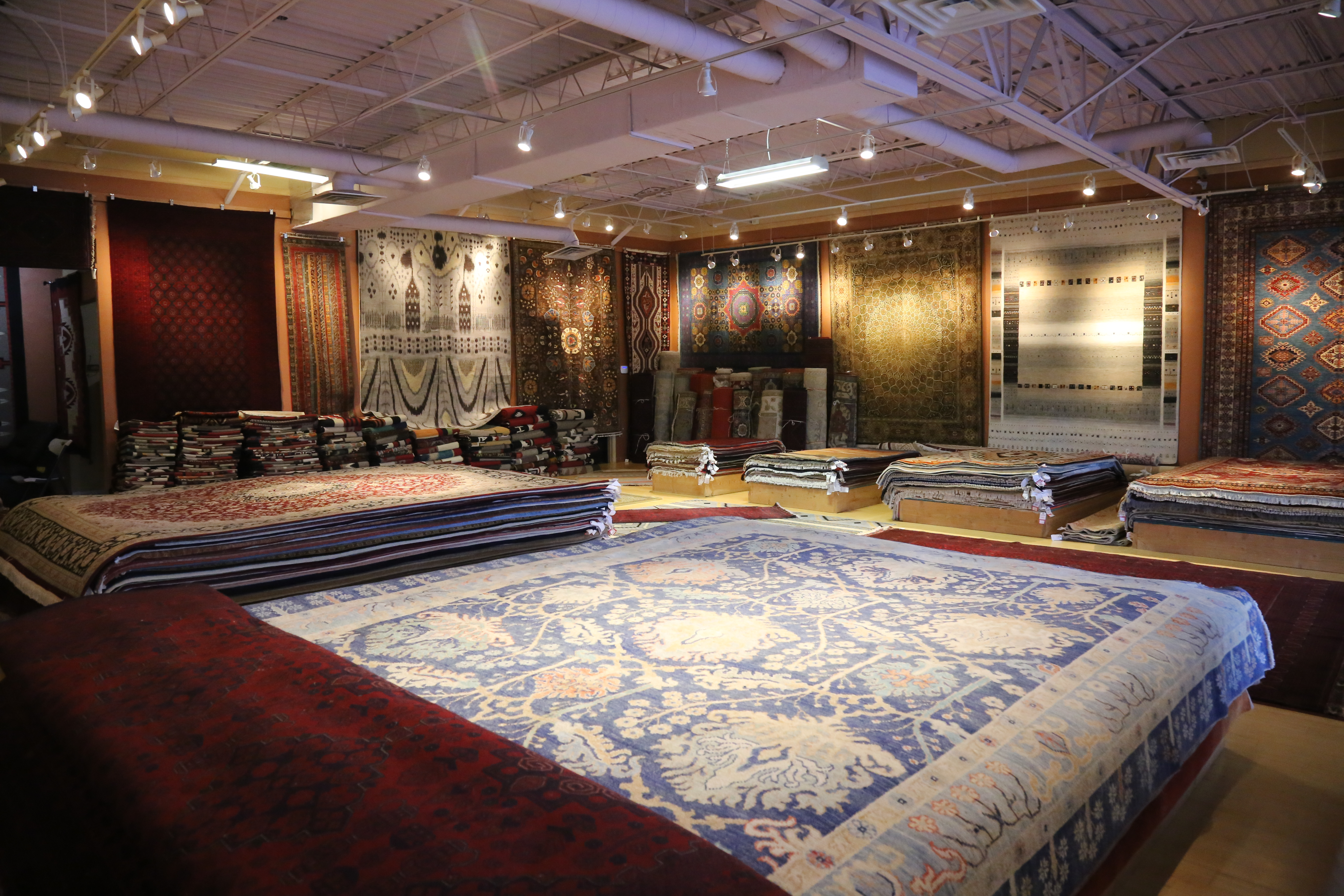 modern contemporary rug store